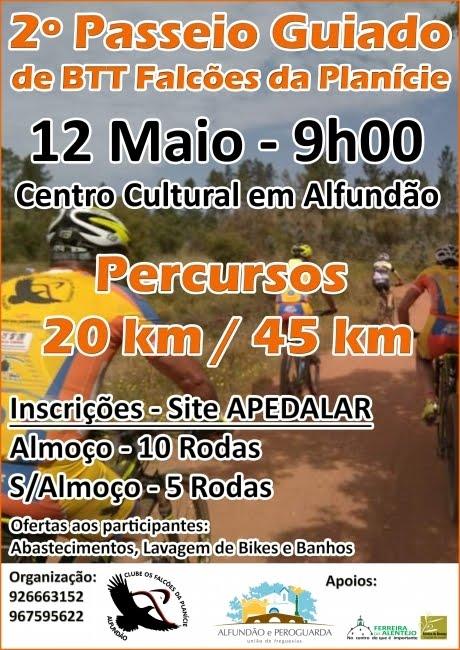 12MAI * ALFUNDÃO