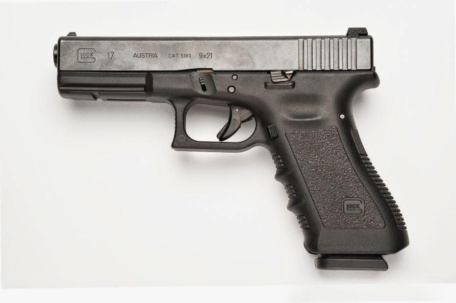 Glock 17 Pistol (Standar Pistol)