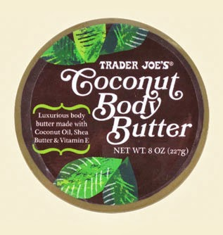 trader joe 39 s coconut body butter review the blondissima. Black Bedroom Furniture Sets. Home Design Ideas