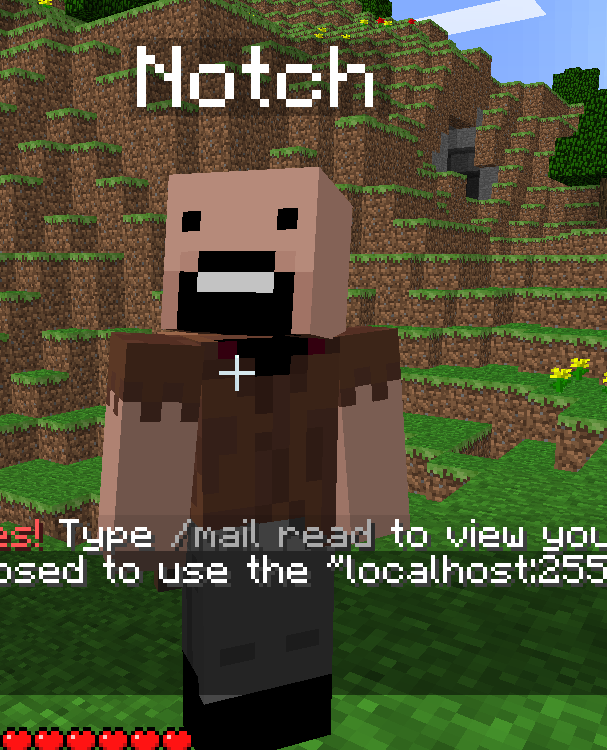 Notch | Minecraft Players Wiki | Fandom powered by Wikia