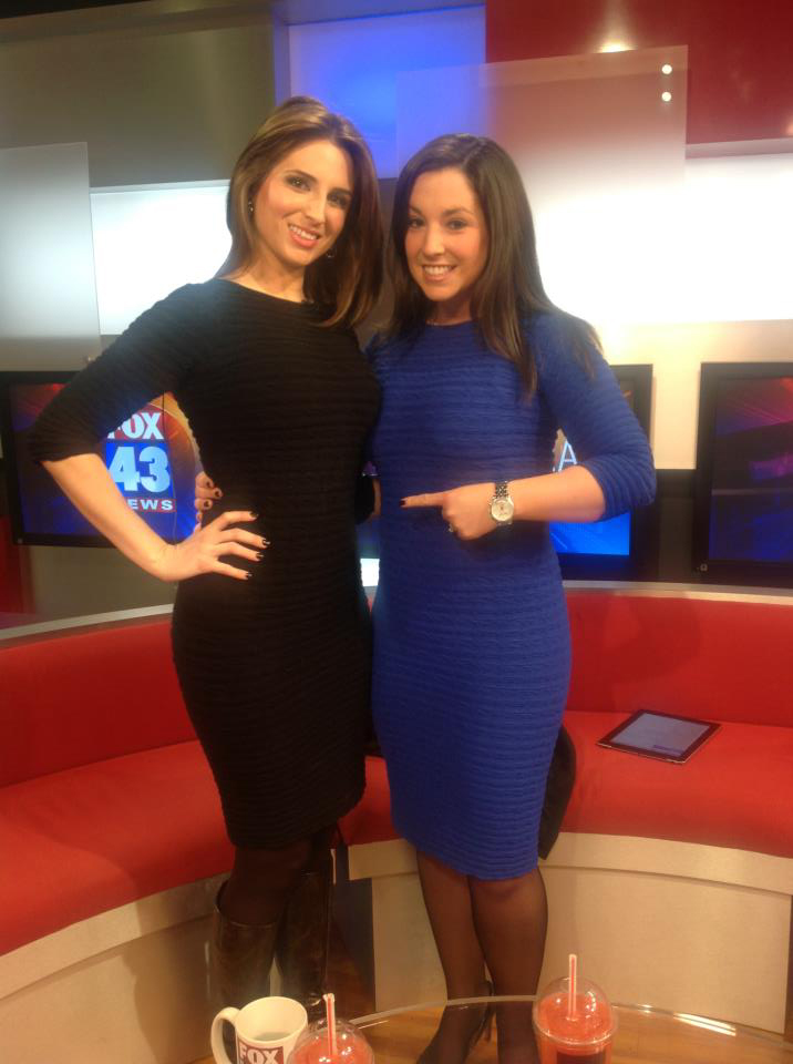 The appreciation of booted news women blog courtney laydon of fox 43