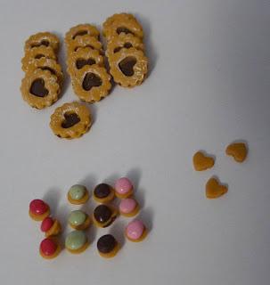 Miniature, gâteau, chapeau, fimo, Mathilde SPRONCK