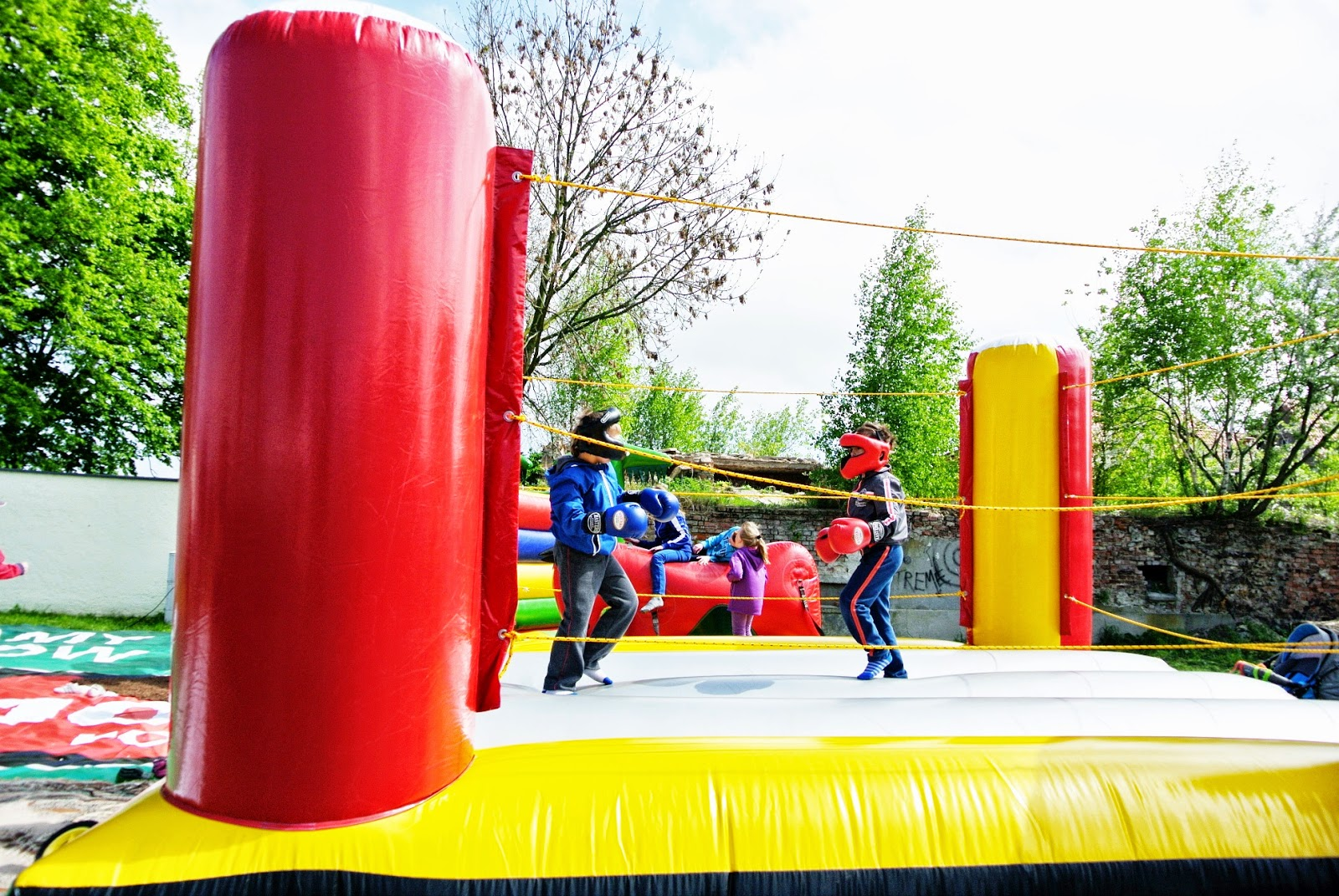 MMA dla dzieci,wrestling dla dzieci,bijatyka dla dzieci