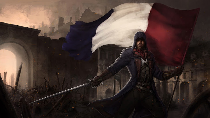 Assassins Creed Unity Art Revolution