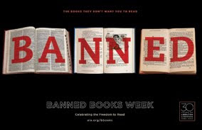 Banned Books Week 2012 Banner