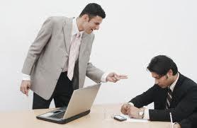 Que hacer antes un jefe complicado