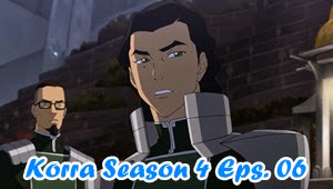 Avatar Legend of Korra Season 4 Episode 06 Subtitle Indonesia