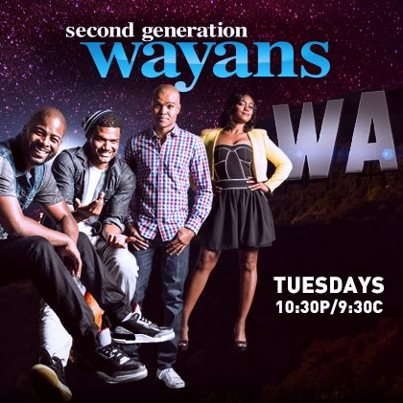 Entire Wayans Family 2013 In Btween Thoughts: Le...