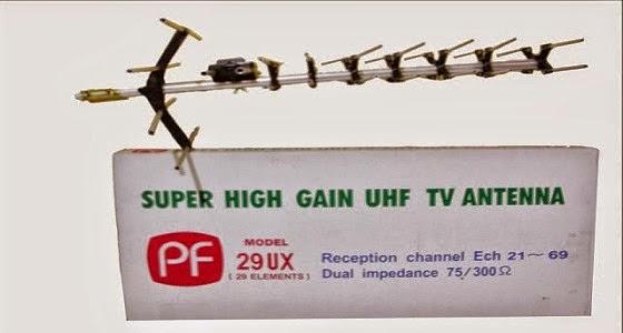 Antena Tv UX-29
