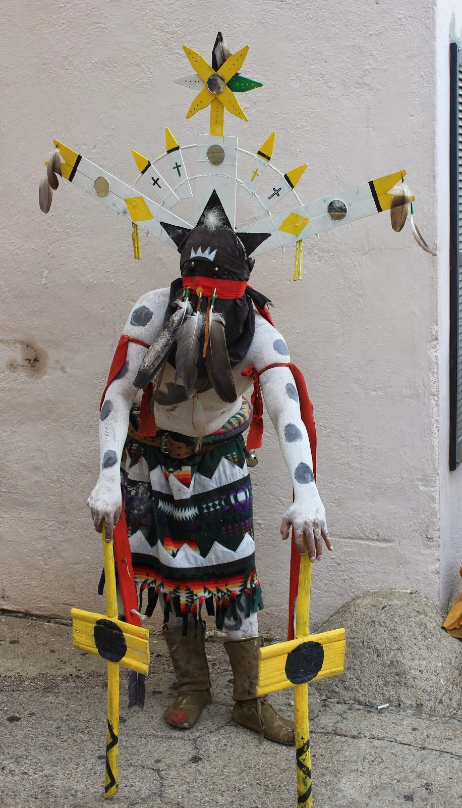 """Cha 'Bii' Tu Apache Crown Dancer"""