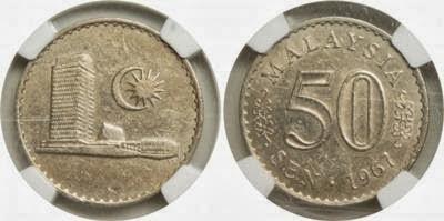 50 sen 1967