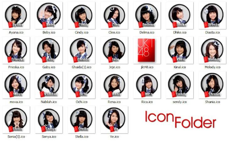 Icon Folder JKT48 Semua Member