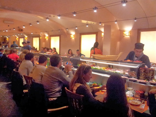mangiare giapponese a roma - sushisen