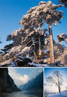 Фотографические пейзажи высокого разрешения