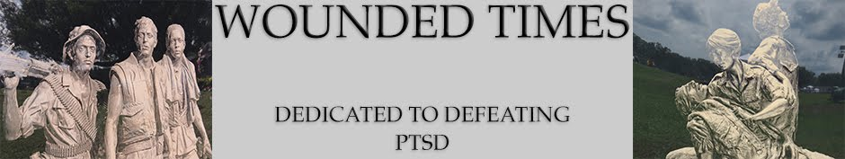 Combat PTSD News | Wounded Times