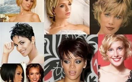 Ultimas tendencia moda 2014 en corte de pelo para damas y Niñas