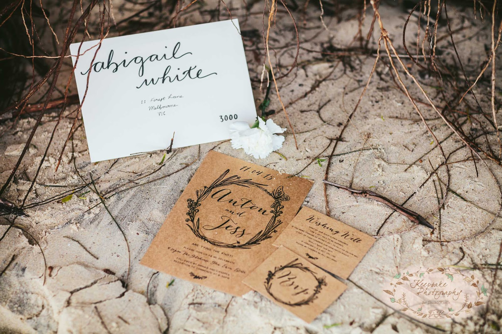 beach wedding wooden invitations nautical wedding stationery sail and swan melbourne sydney perth adelaide