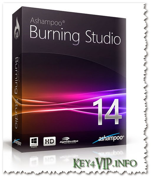 Ashampoo Burning Studio 2014 v12.0.5.20 (4110)