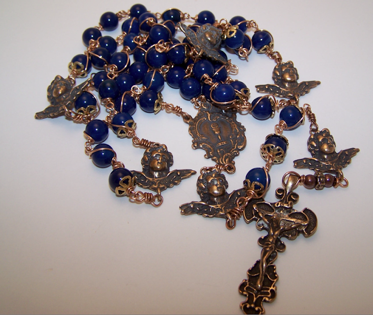 No. 115.  Rosary Of The Holy Angels