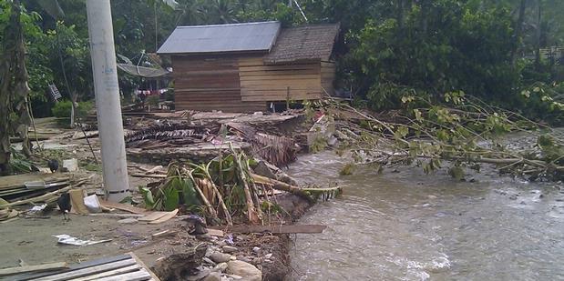 Banjir Kolaka Menewaskan Satu Warga