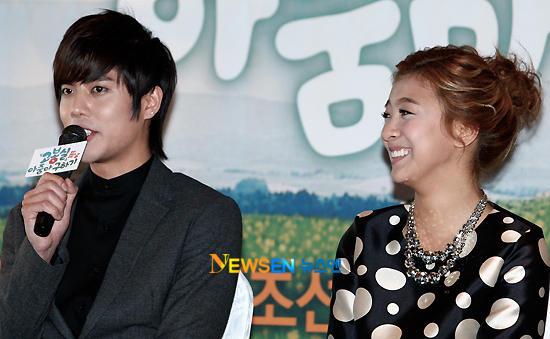 """[DRAMA] 23/08/2011 - Kim KyuJong @ """"Saving Mrs. Go BongShil"""" 16"""