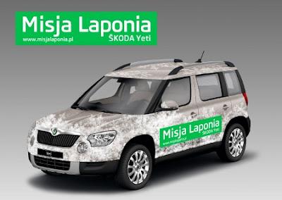 Misja Laponia