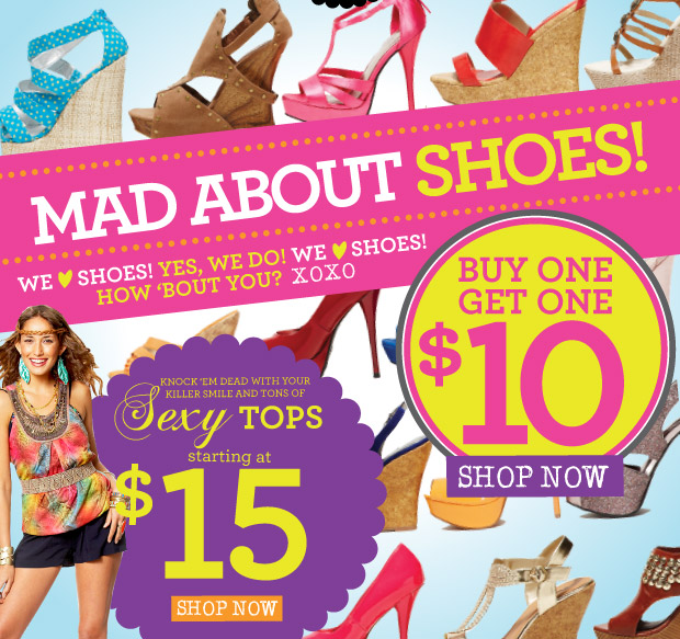 Charlotte russe in store printable coupons 2018