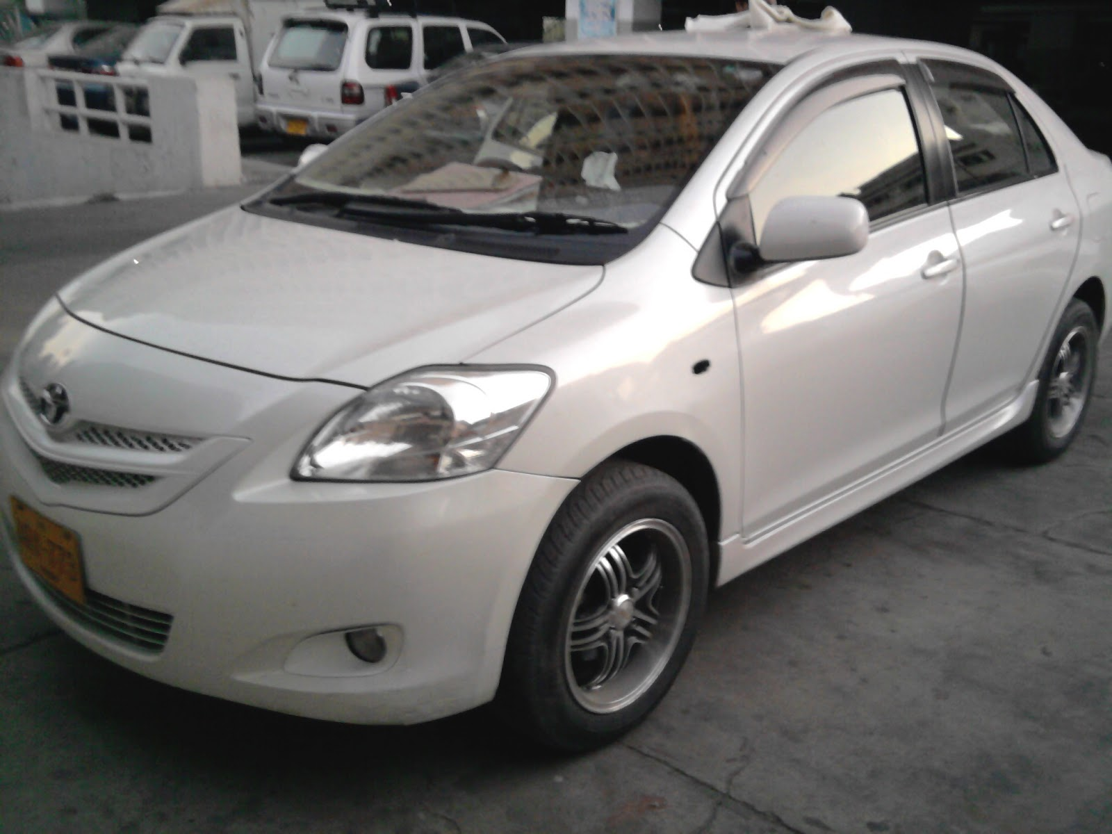 Toyota Belta Car Models