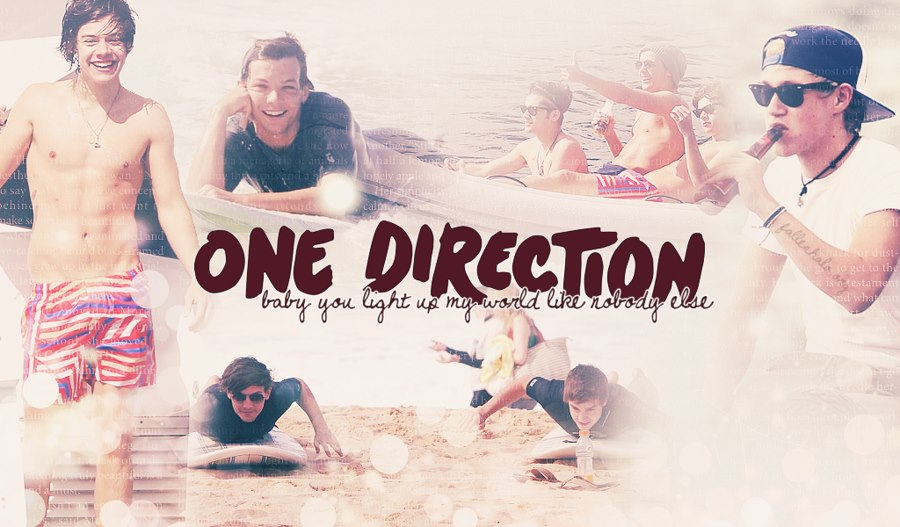 Live While We're Young !