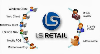 LS Retail 2013 User Interfaces