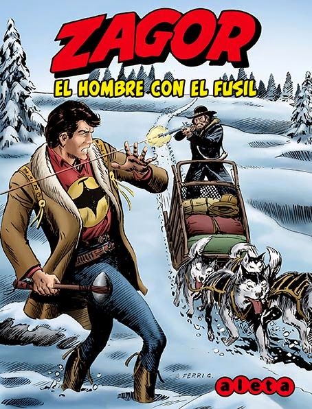 Zagor Aleta Ediciones
