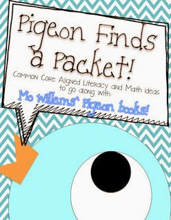 http://www.teacherspayteachers.com/Product/Pigeon-Finds-a-Packet-Teaching-with-Mo-Willems-Pigeons-Books-678191