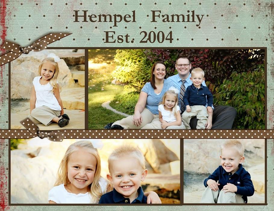 Hempel Family