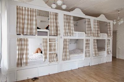 Soul Kitchen Hostel, chambres dortoirs