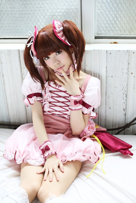 CosRain.Com HAYASE AMI&#65287;s COSPLAY - Chieri Ogata