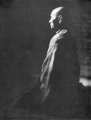 Anapanasati sutra comentado por Maestro Deshimaru