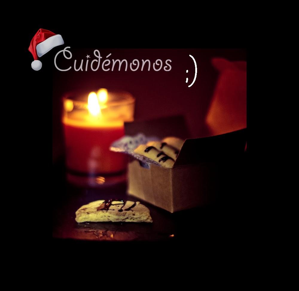 galletas especiadas Navidad