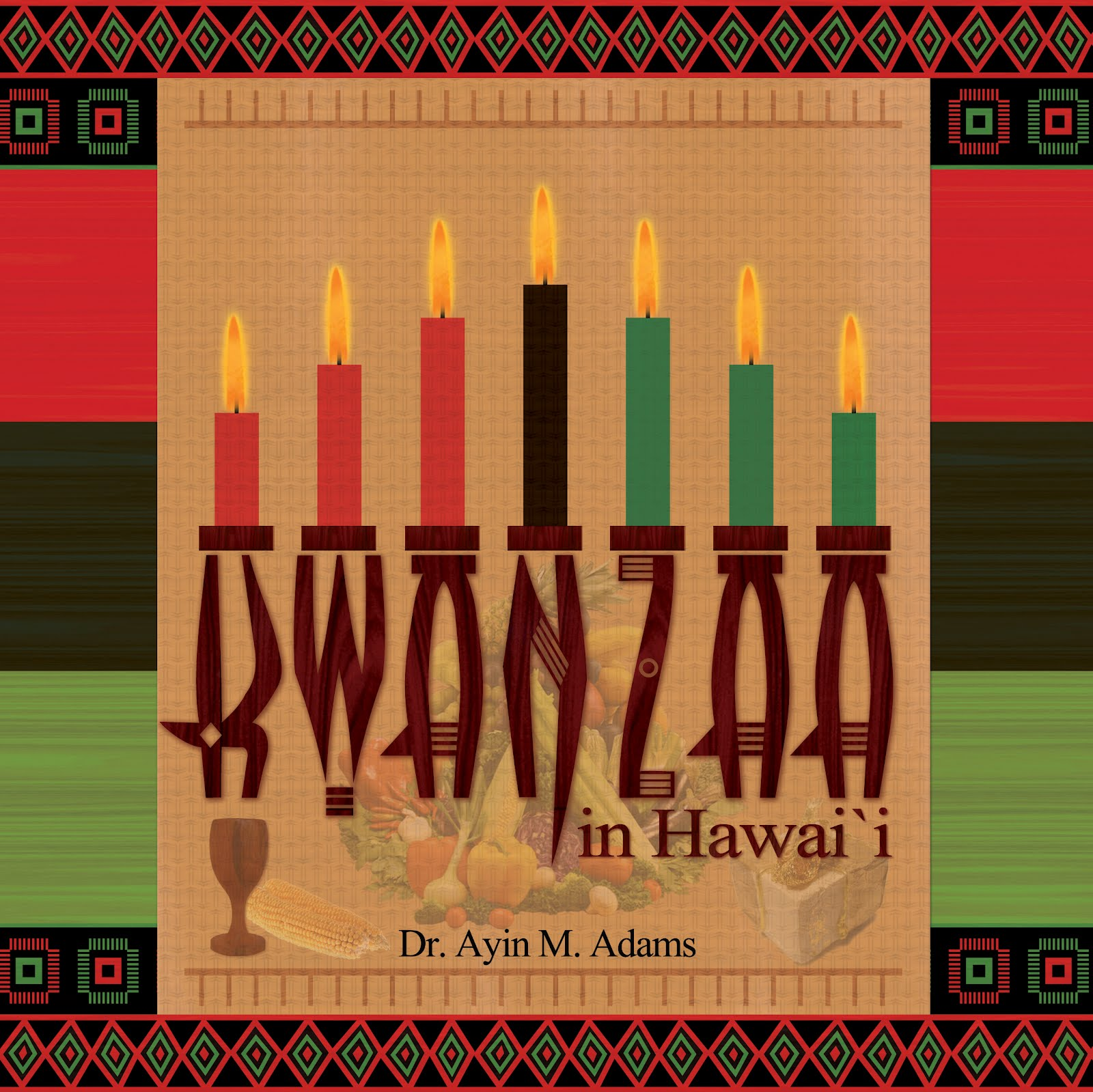 identity and kwanzaa The symbols of kwanzaa along with the seven principles(nguzo saba) and the seven days of kwanzaa, there are seven symbols or implements that are used in the celebration of the holiday.