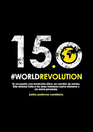 15 Octubre Manifestación Mundial