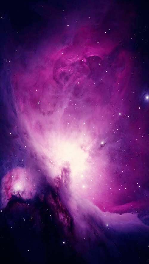 hình nền vũ trụ cho iphone