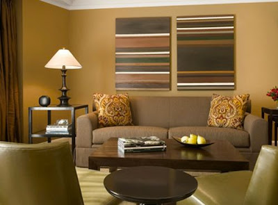 Living Room Paint Design