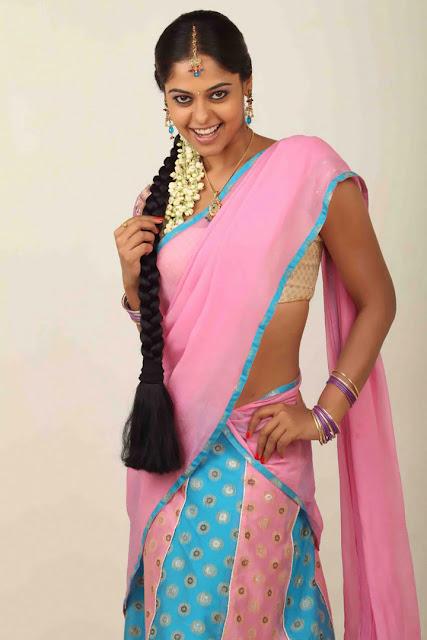 Bindu Madhavi in Half Saree 7