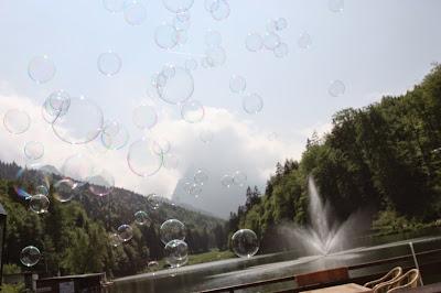 Hochzeits-Bubbles