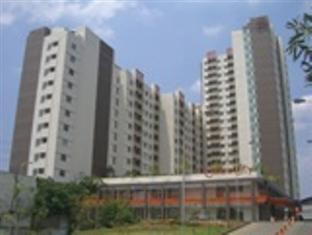 sewa apartemen centro city residence jakarta barat