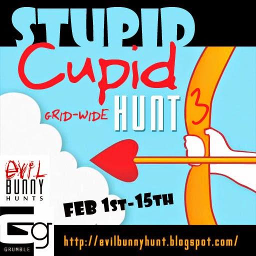 The Stupid Cupid Hunt 3 -DESIGNER'S APPLICATION