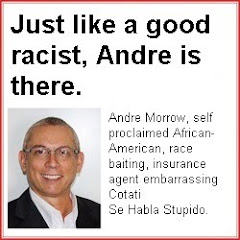 This guy proclaimed himself to be an African American at a council meeting.  WTH?