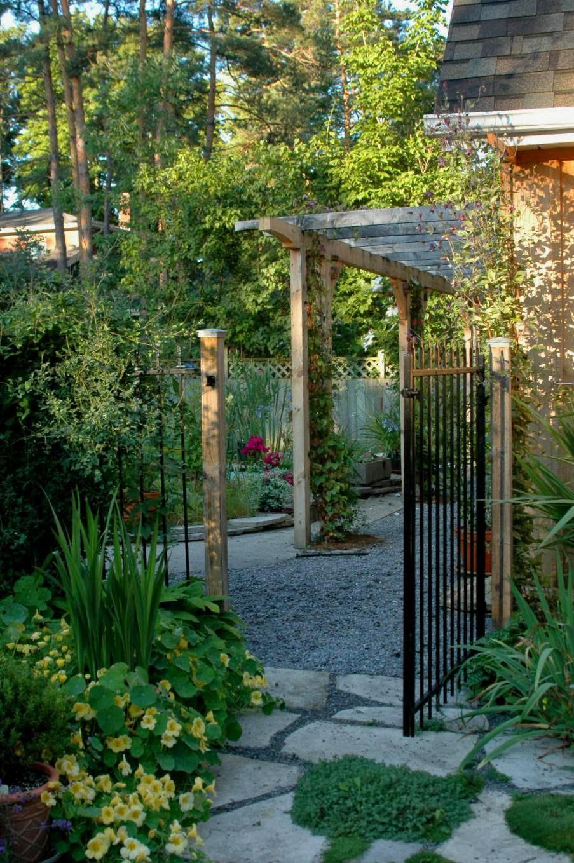 Roche fleurie garden a conversion for Garden conversion
