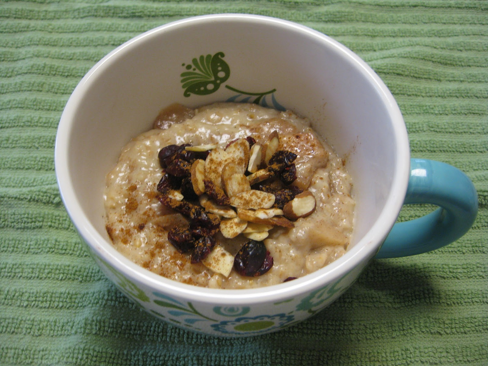 Heidi's Recipes: Crock Pot Oatmeal Recipe