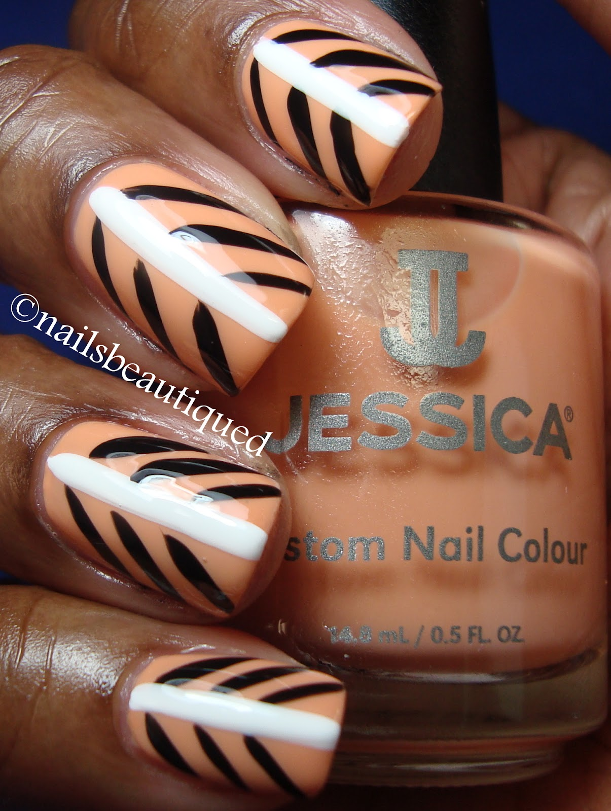 Fun Quick And Easy Nail Designs#%