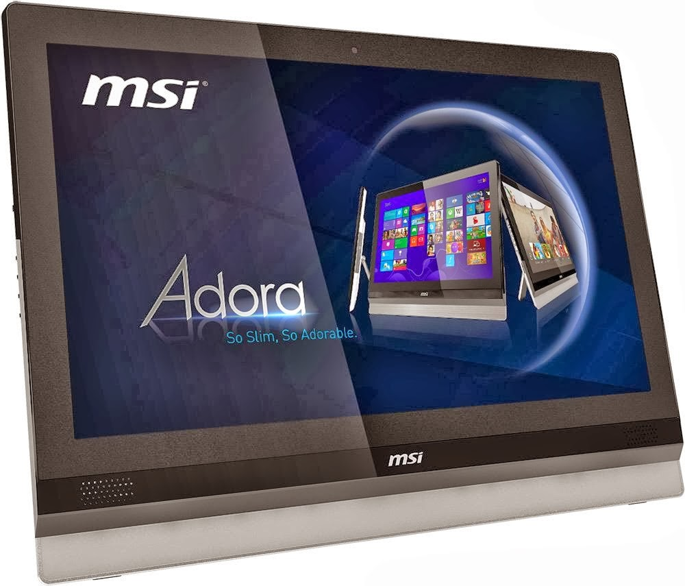 моноблок MSI Adora 24G 0NC